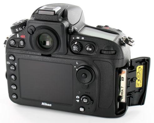 Precio de la Nikon D800