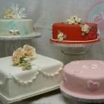 Tortas curso decoración tortas por Rosa Quintero