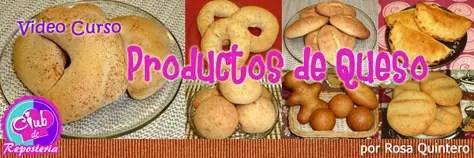 Video Curso de Productos de Queso por Rosa Quintero