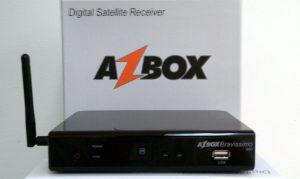 azbox bravissimo wifi