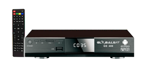 globalsat gs400 hd android