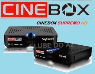 CINEBOX SUPREMO HD