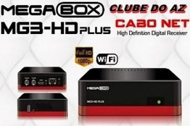 MEGABOX MG3 HD PLUS CABO