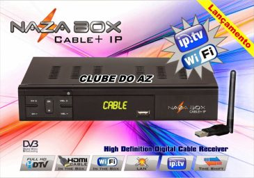 NAZABOX CABLE + IP