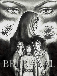 Betrayal cover concept by FalconFan @ deviantart