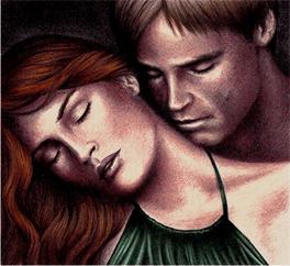 A Sweet Romance by FalconFan @ deviantart