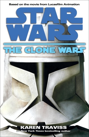BOOK COVER: The Clone Wars #1