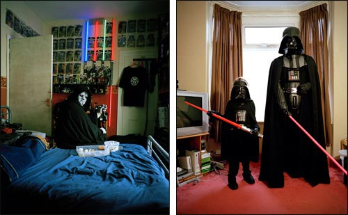 Steve Schofield photographs British sci-fi fans
