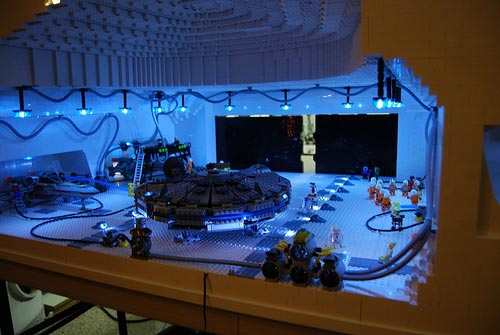 LEGO Hoth detail by Brickplumber @ Flickr