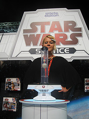 Use the Force Trainer by starwarsblog @ Flickr aka Pablo Hidalgo