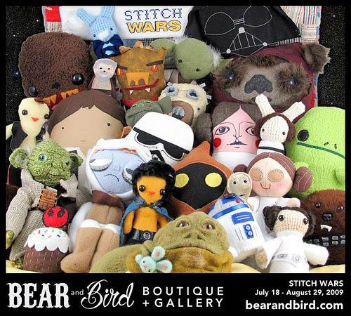 Stitch Wars!