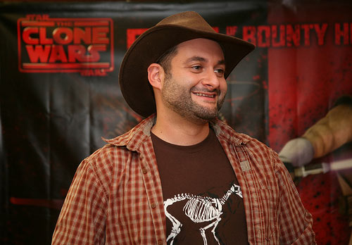 Supervising Director Dave Filoni / Photo by Jocelyn Knight from starwarsblog @ Flickr