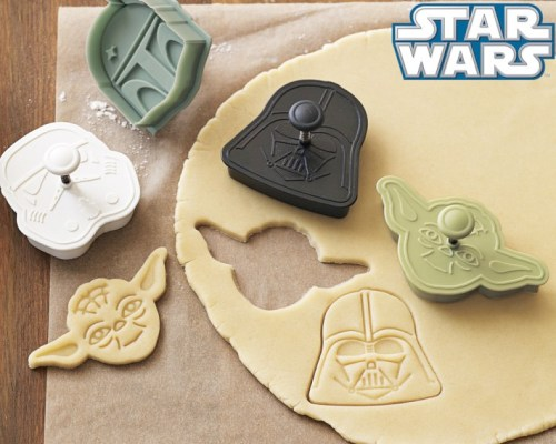 Williams-Sonoma Heroes and Villains Cookie Cutter Set