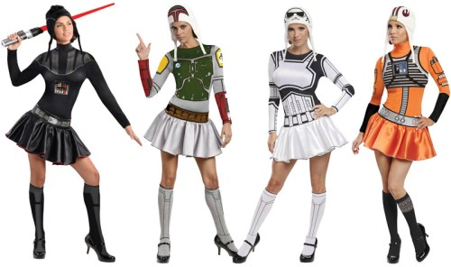 'Sexy' skirts! Gag.