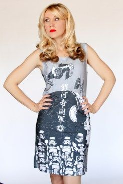 Japanese Stormtrooper dress