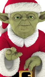 Hallmark 2014: Yoda