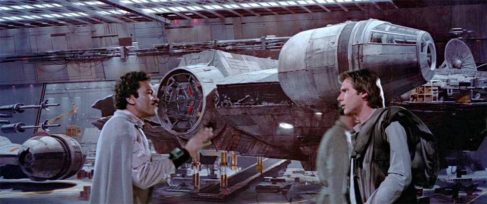 Новости Звездных Войн (Star Wars news): Лэндо Калриссиан