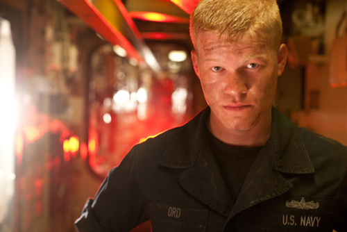 Jesse Plemons in Battleship