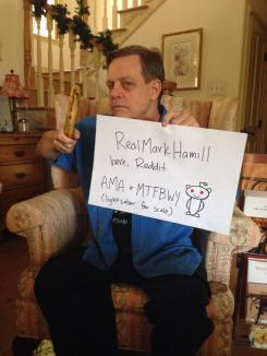 Hamill's Reddit proof