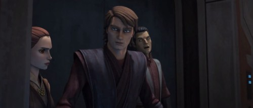TCW: Lost Missions Trailer #1 (Padme, Anakin and Rush)