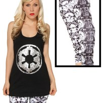 Imperial tank and leggings