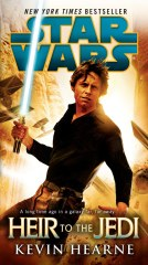 Heir to the Jedi (paperback)