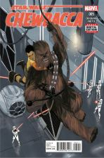 Chewbacca #5 (of 5)