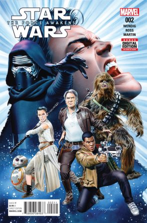 The Force Awakens #2