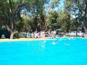 Pileta Parque