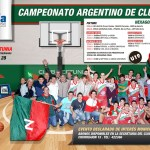 BASQUET: NEPTUNIA U19 - Organizador del Hexagonal Final del Campeonato Argentino.
