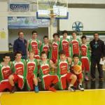 Basquet: U13 en el Hexagonal Final del Campeonato Provincial de Clubes.