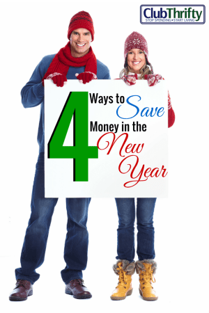 New Year's resolution failing? Consider these tips on ways to save money. The more money you save, the more you'll have to do the things you want!