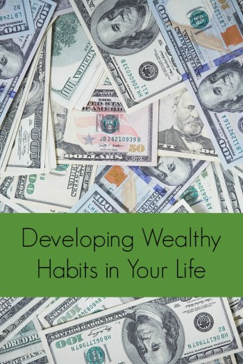 Most of us want to learn how to be fabulously rich, but do we have what it takes to get there? These simple habits will help you to grow (and keep) your wealth.