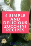 Love these simple and cheap zucchini recipes! Yummy!