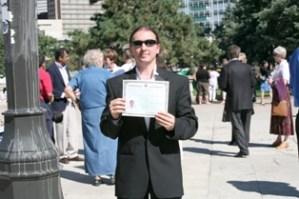 Gândacul de Colorado. Jurnalistul Lucian Oprea din Denver, Colorado