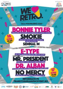 retro party live cluj 2016