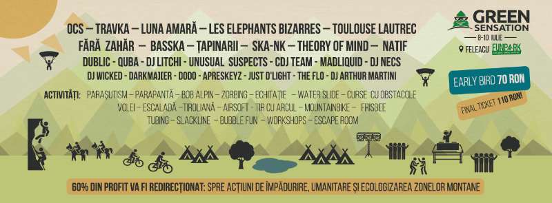 Green Sensation Festival