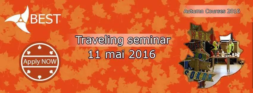 seminar calatorie studenti