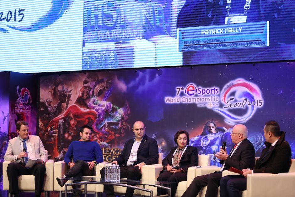 e-sport summit