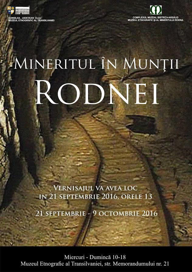 Mineritul în Munții Rodnei.