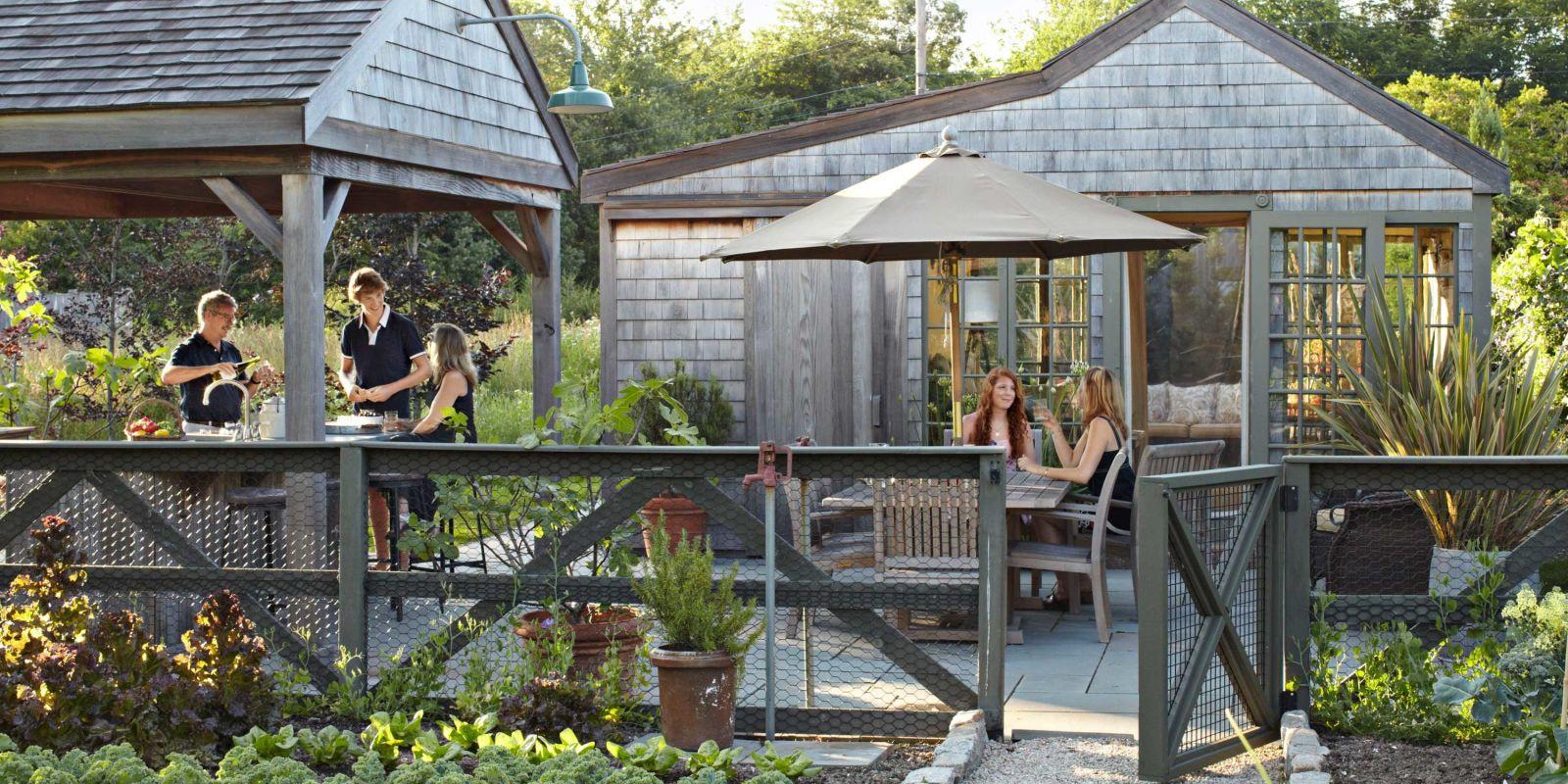 garden kitchen ideas outdoor kitchen ideas 15 Best Outdoor Kitchen Ideas And Designs Pictures Of Beautiful