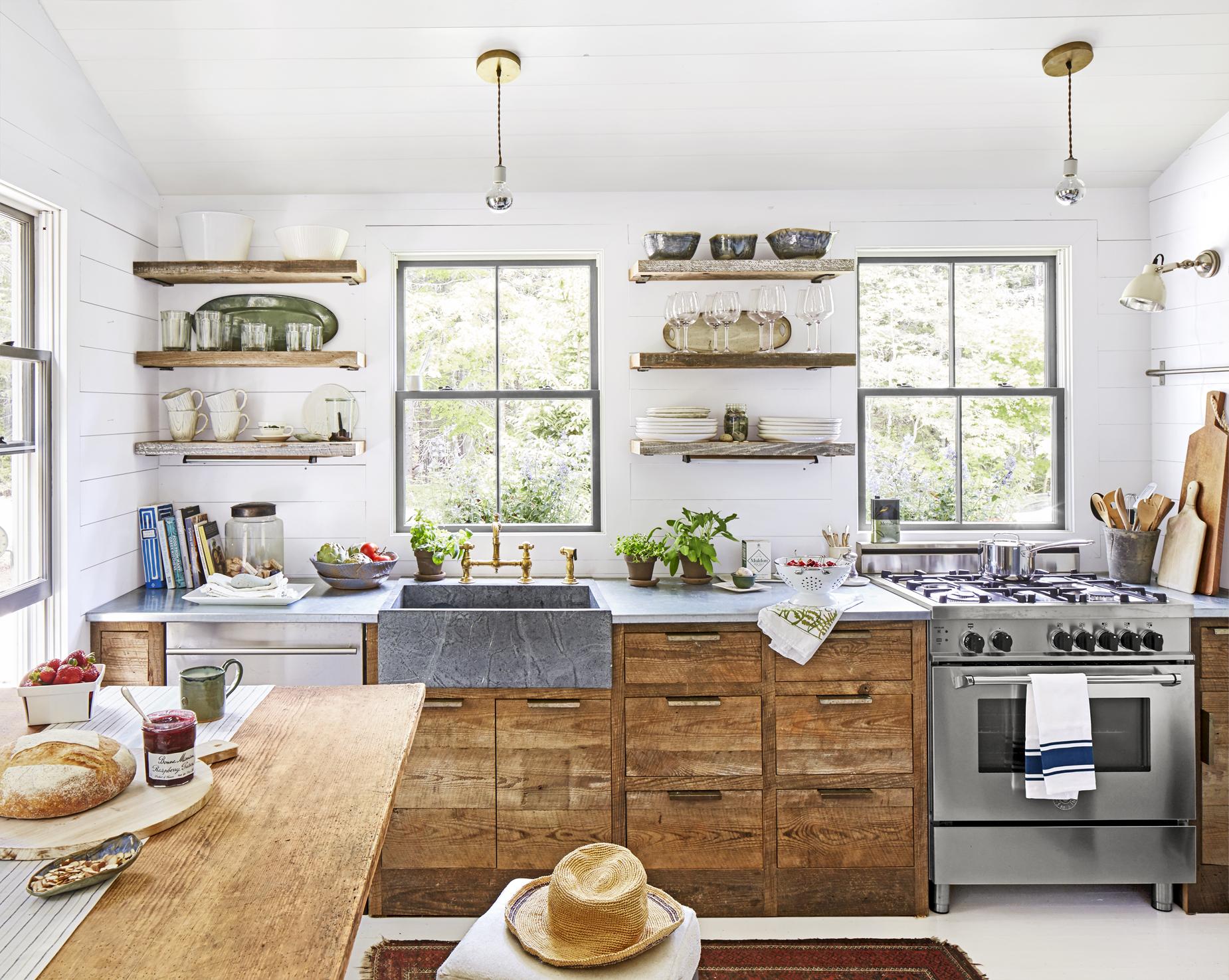 kitchen designs kitchen & bath remodeling Kitchen Design Ideas Pictures of Country Kitchen Decorating Inspiration