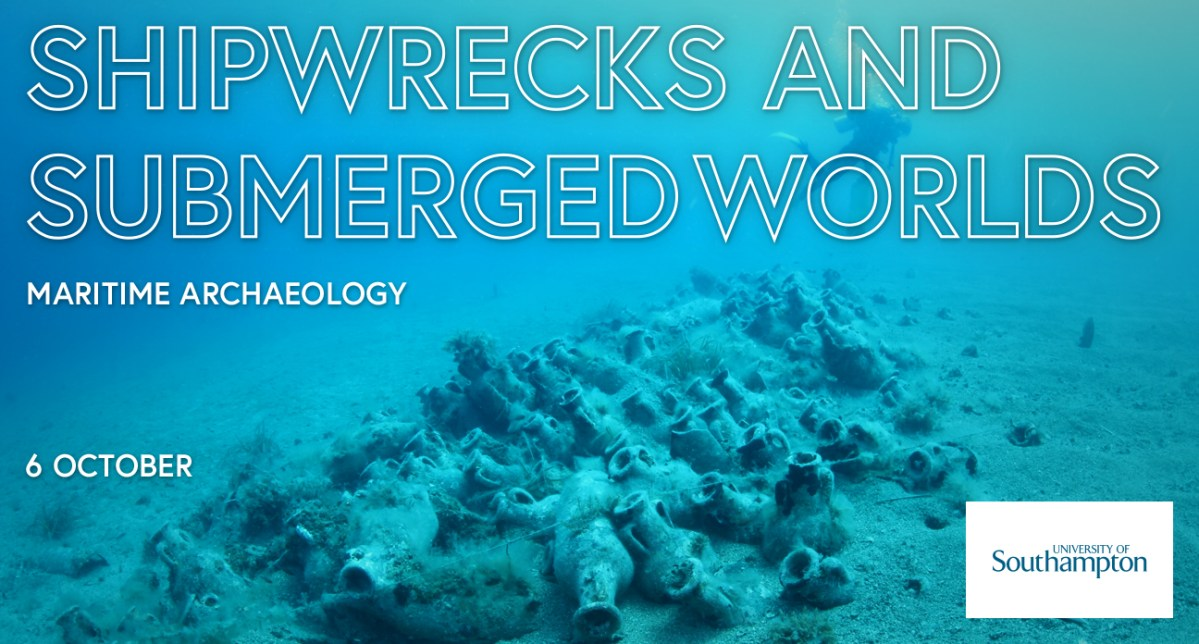 Free Online Course: Shipwrecks & Submerged Worlds