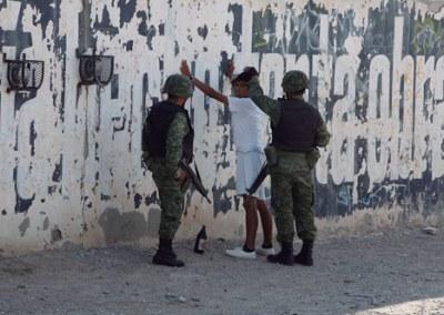 Violaciones Graves a Derechos Humanos en la Guerra contra las Drogas en México