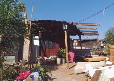 Desplazamiento Interno Forzado en México