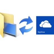 SkyDrive Desktop Sync