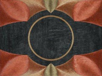 Axis Mundi: acrilico - injection painting su tela 2009 - 45x60cm