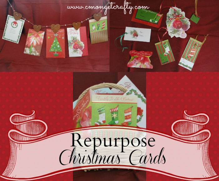 Christmas Cards Repurpose