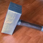 Crafty Quickie: DIY Thor's Hammer