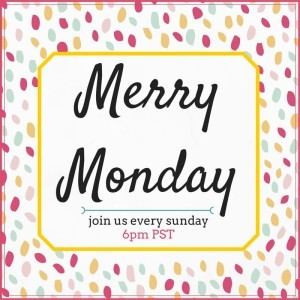 Merry Monday Link Party #107